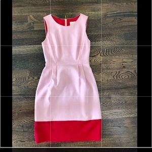 Kate spade light pink shift dress